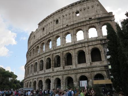 گزارش سفر به مهد هنر، ایتالیا