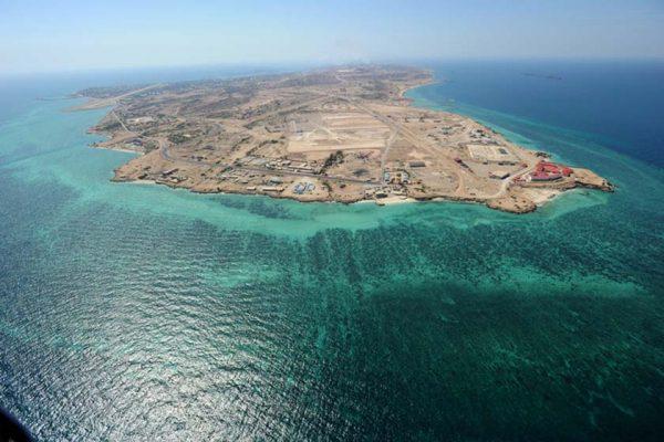 برنامه ۹۶۱۷ :جزایر خلیج فارس