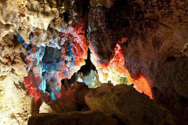 برنامه ۹۷۰۹: نراق و غار چال نخجیر
