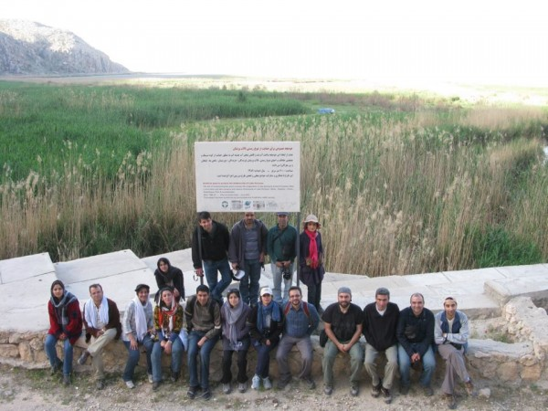 گزارش سفر بیشاپور، 5 – 8 اردیبشهت 1391
