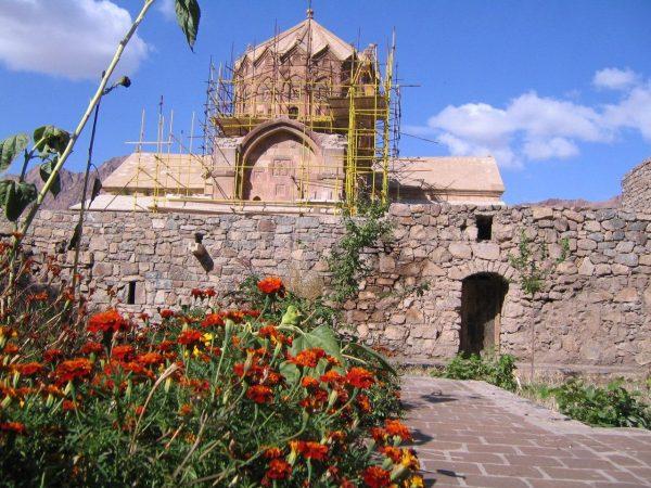 جلفا و کلیسا سنت استپانوس