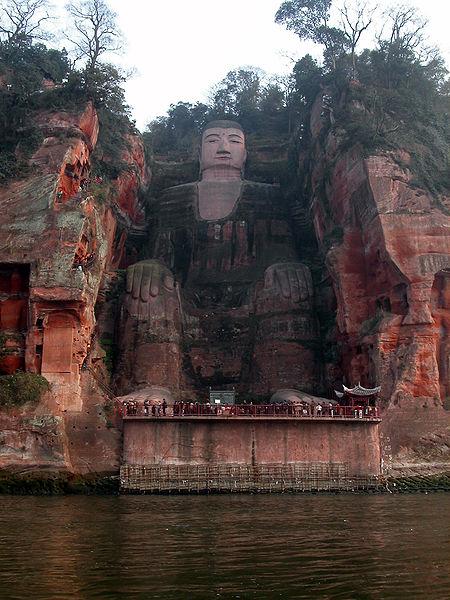 450px-Leshan_giant_buddha