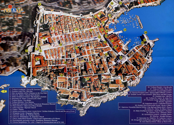 old-town-dubrovnik-tourist-map