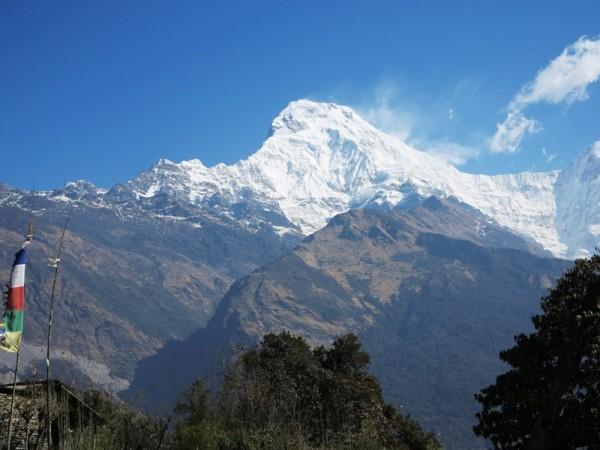 نپال قبله کوهنوردان