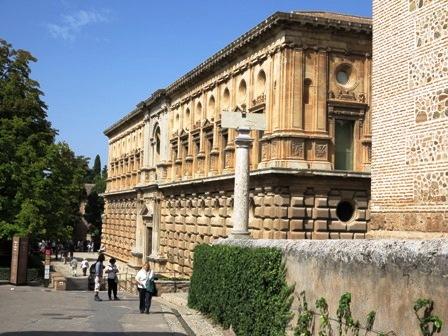 گزارش سفر به اسپانیا-تقابل هنر در عصر اسلام و مسیحیت