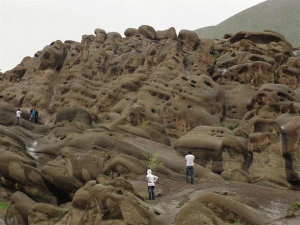 برنامه 9502: پیاده روی  از روستای وردیج و واریش به روستای کندر