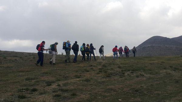 فراخوان آموزش کوهنوردی