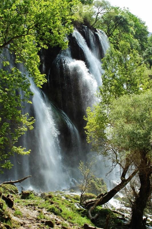 گزارش بازدید از آبشار زردلیمه، پلّکان دِژپارت و پُل خداآفرین