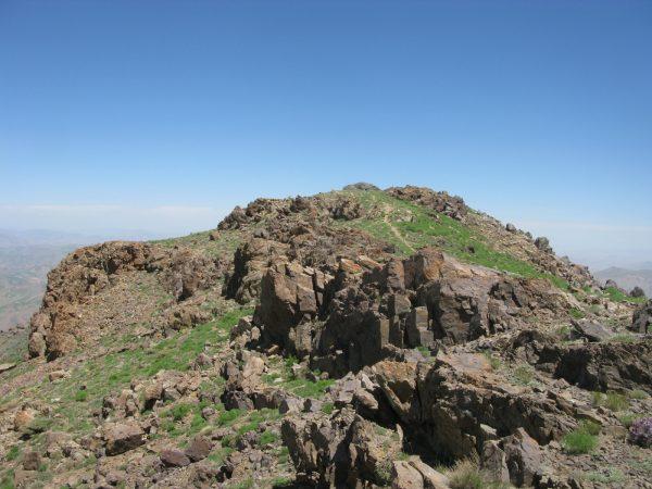 """صعود به قله شاه نشین در کوهستان """"چلچمه"""" (چهل چشمه)- بهشت کردستان"""