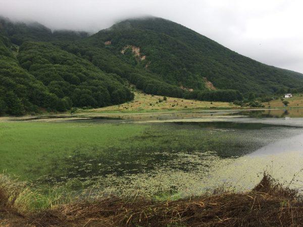 گزارش سفر به داماش، دریاچه ویستان، سنگرود