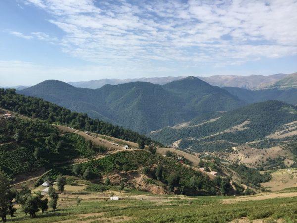 """گزارش سفر: """"ورگه دره به ویسادار"""" در منطقه تالش"""