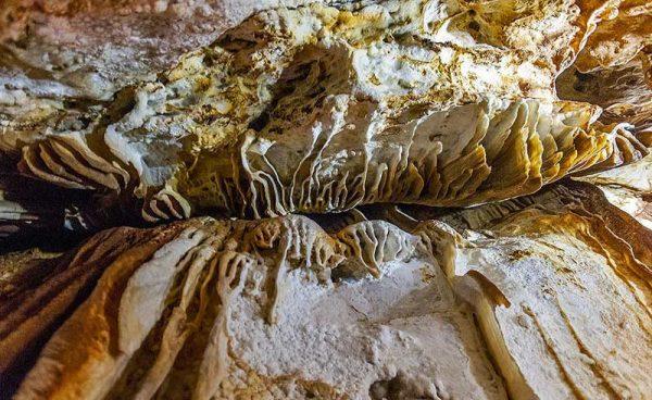 گزارش سفر یک روزه به غار چال نخجیر، نراق، مشهد اردهال 9709