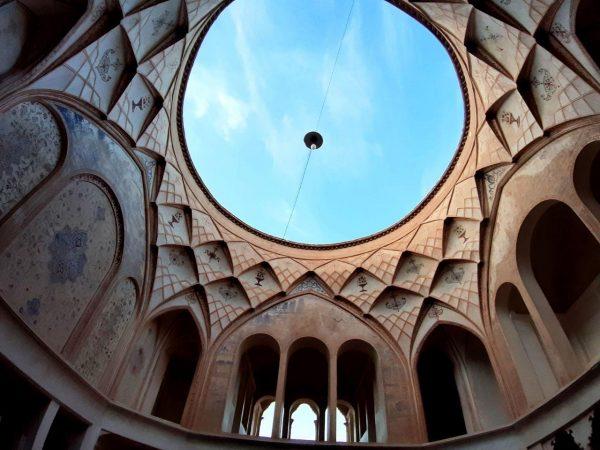 گزارش سفر به کاشان، ابوزیدآباد و نیاسر