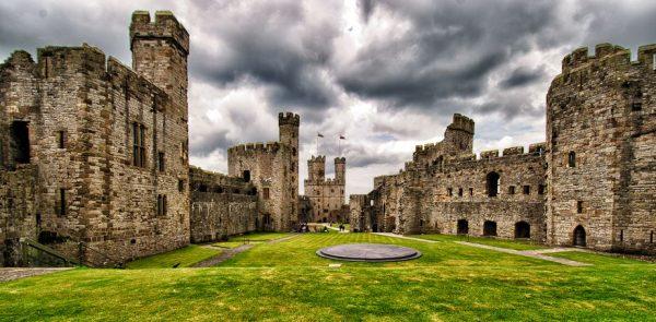 قلعه ها و باروهای شاه ادوارد (Edward)در گِویند (Gwynedd)