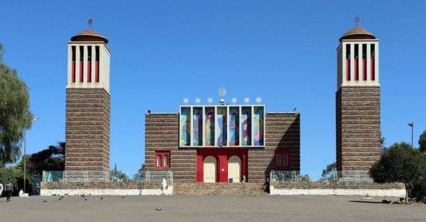 اَسمَره، یک شهر آفریقایی نوگرا