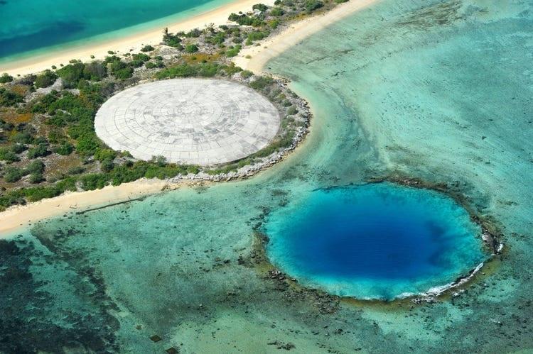 جزیره بیکینی آتول