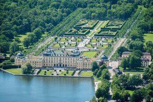 ملک سلطنتی Drottningholm