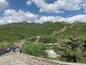 دیوار بزرگ چین، افشین ایران پور