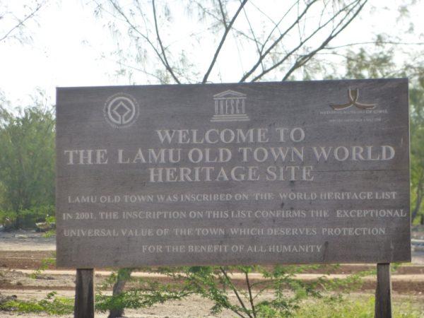 شهر قدیمی لامو Lamu