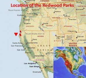 پارک ملی و ایالتی رِدوود