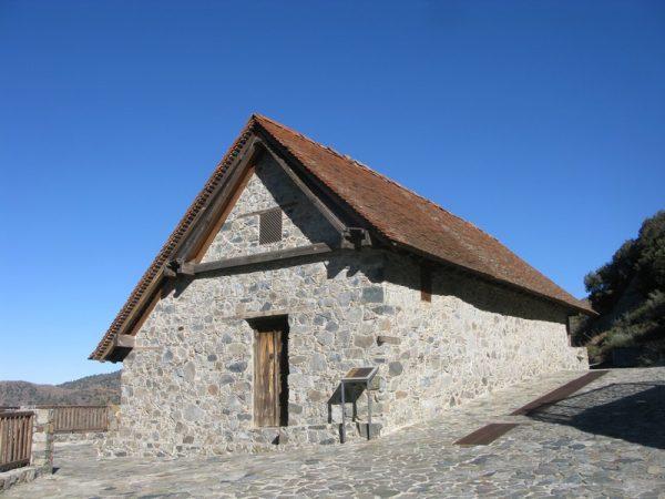کلیساهای منقوش در منطقه ی ترودوس