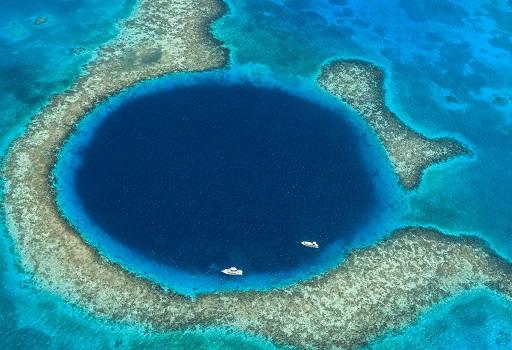 صخره هاى مرجانى بلیز: یک ذخیره گاه طبیعی
