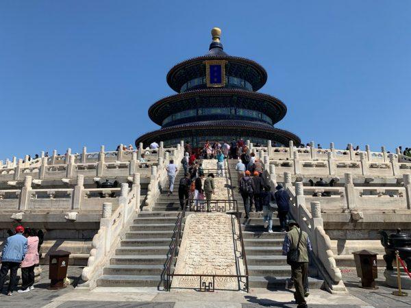 معبد بهشت: قربانگاه سلطنتی در پکن