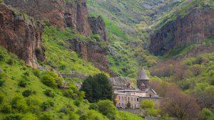 صومعه جغارد و دره ازت علیا