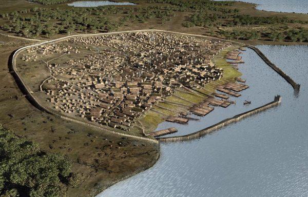 مجموعه باستانی مرزی هِدِبی و دَنِویرکه