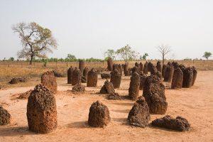 حلقههای سنگی سنگامبیا