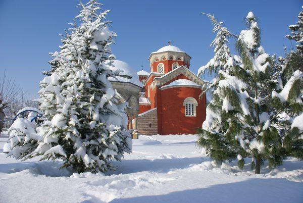 صومعه ى استودنیکا