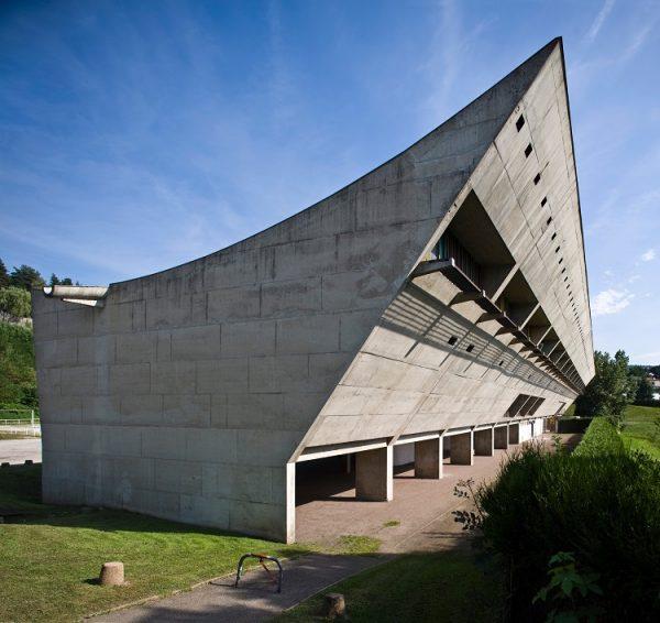 آثار معماری لو کوربوزیه و سهم برجسته او در جنبش مدرن