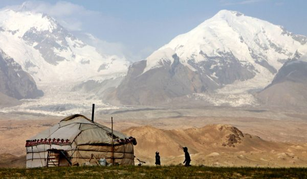 پارک ملی تاجیک, کوهستان پامیر