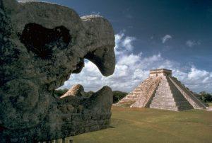 شهر ما قبل اسپانیایی چیچنایتزا