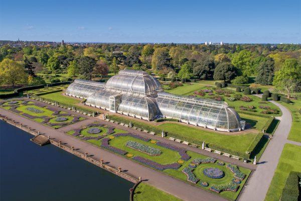 باغ های گیاه شناسی سلطنتی کیو
