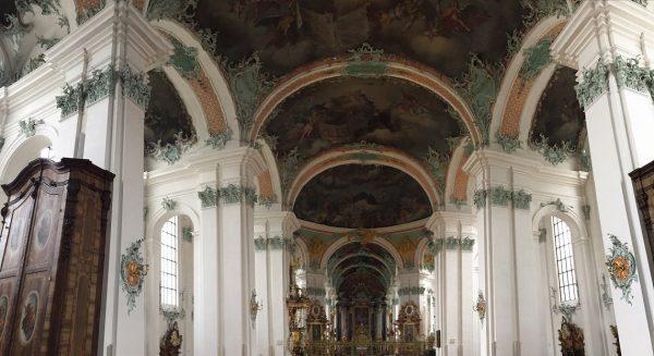 صومعه سنت گالِن