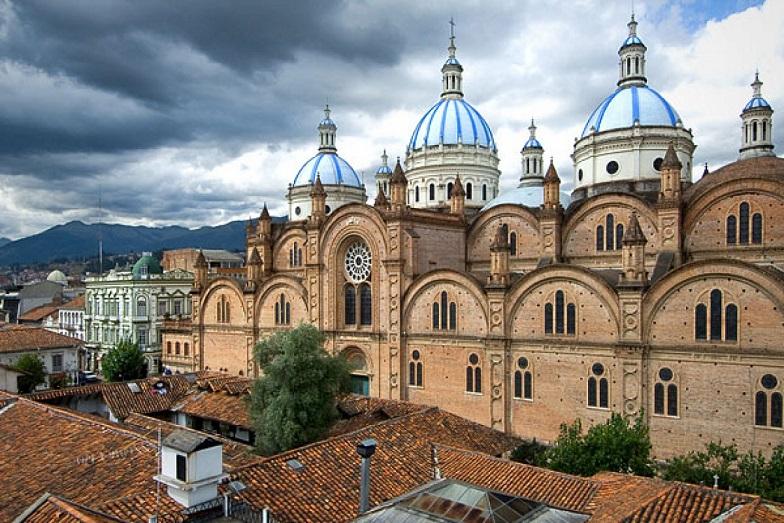 مرکز تاریخی سانتا آنا دِ لوس ریوس دِ کوئنکا