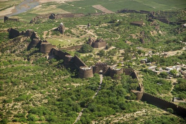 قلعه روهتاس