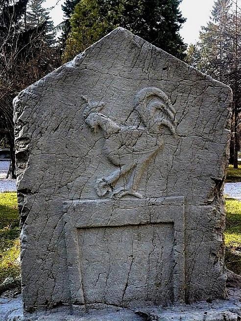 سنگ قبرهای قرون وسطایی گورستانهای اِستِچسی