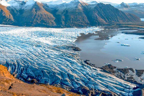 پارک ملی واتنایوکول- طبیعت پویا از آتش و یخ