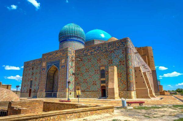 آرامگاه خواجه احمد یَسَوی