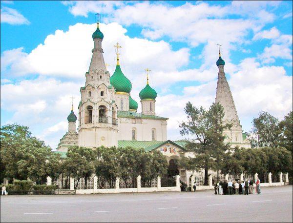 مرکز تاریخی شهر یاروسلاول