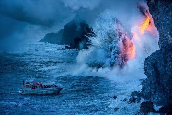 پارک ملی آتشفشانهای هاوایی