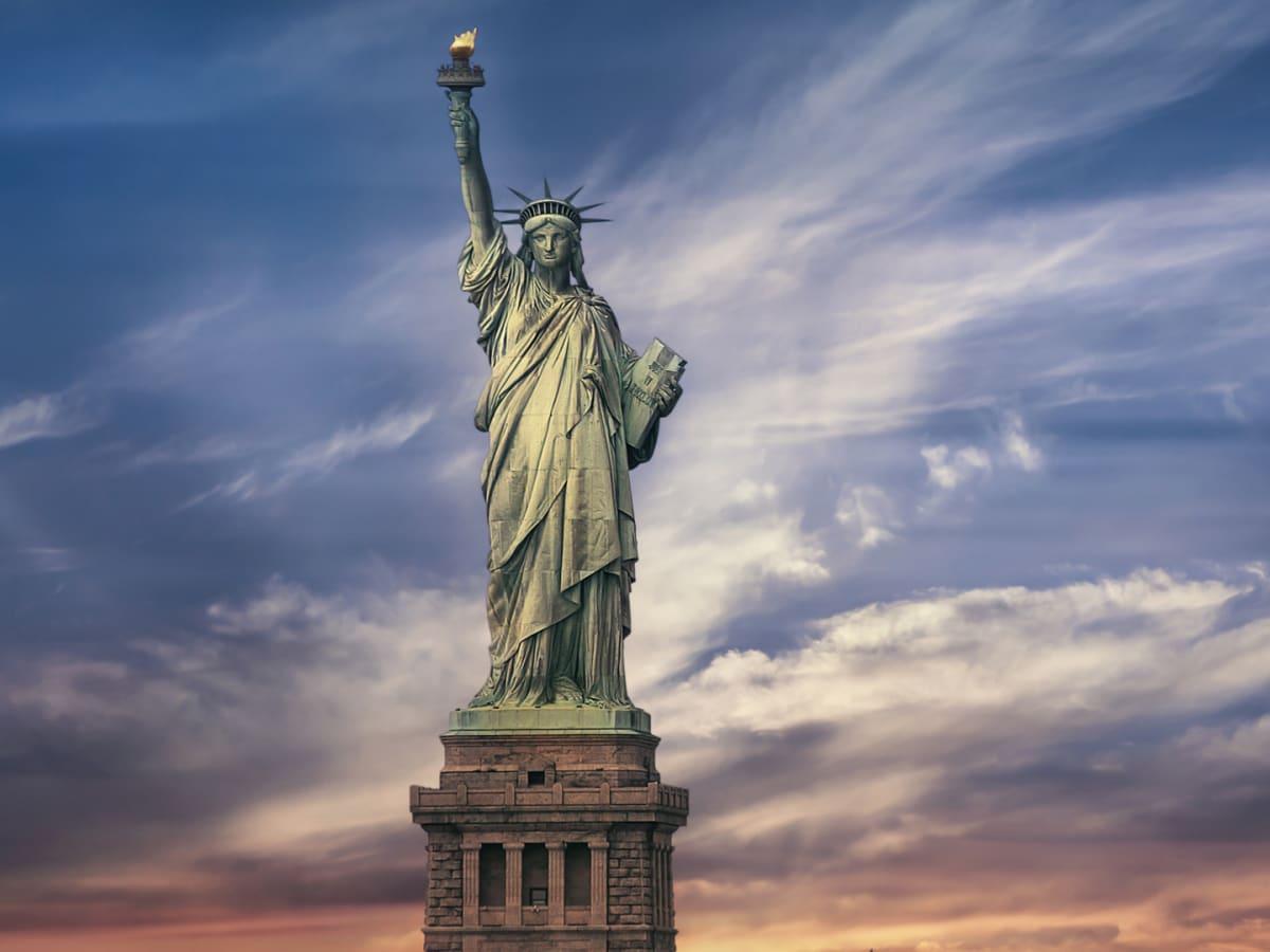 مجسمه آزادی'
