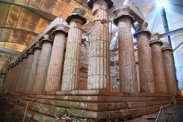 معبد آپولو اپیکوریوس در باسای