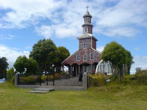 کلیساهای Chiloe