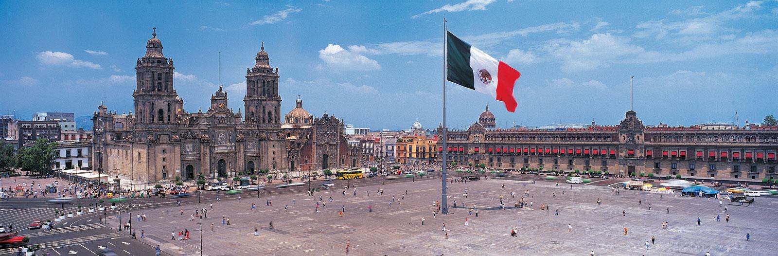 مرکز تاریخی مکزیکو سیتی و خوچیمیلکو