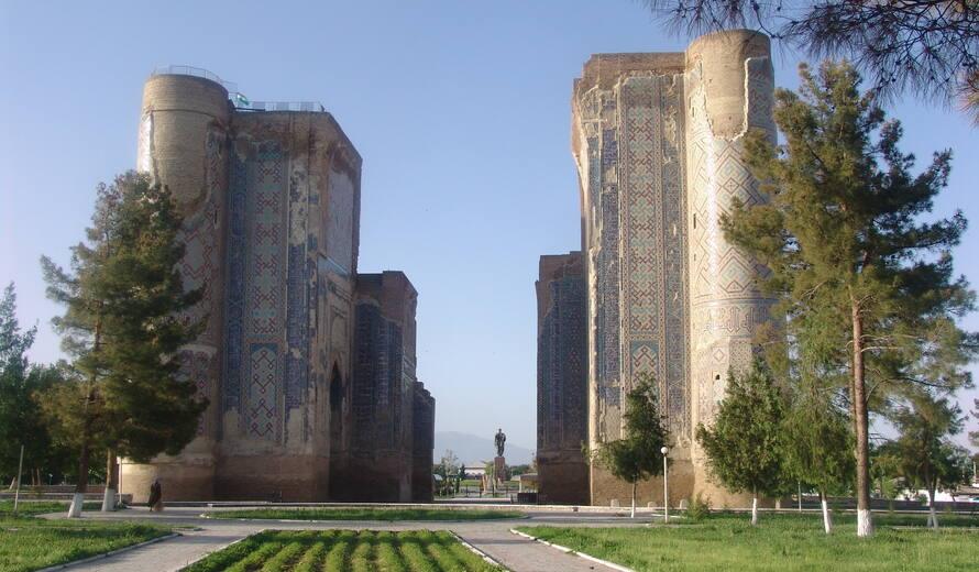 مرکز تاریخی شهر سبز